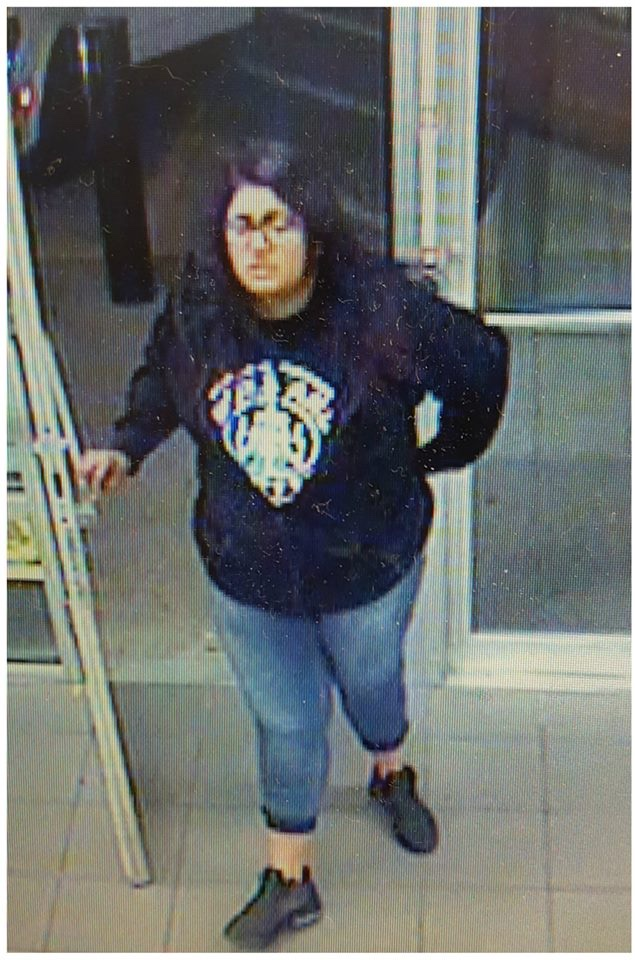 Frisco PD Looking For Credit Card Thief