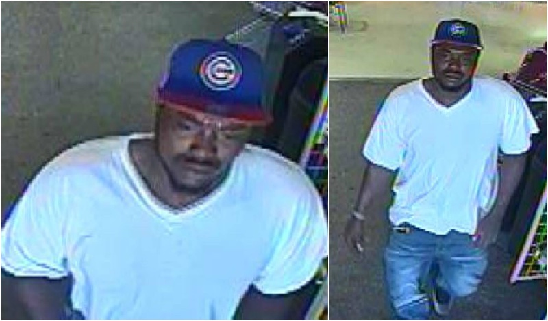 Frisco Police Looking For Credit Card Thief