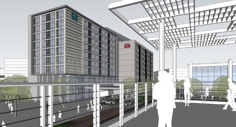 2 New Marriott Hotels Coming To Frisco Station