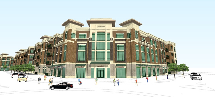 Construction Begins For Waterford At Frisco